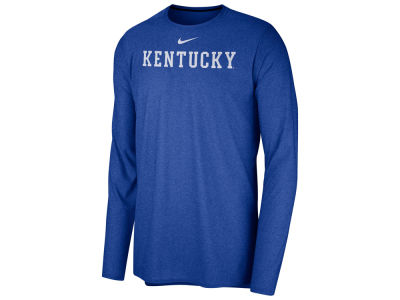 Kentucky Wildcats Nike NCAA Men's Long Sleeve Player T-shirt
