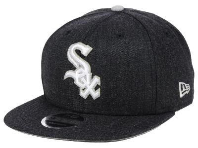 Chicago White Sox New Era MLB Heather Hype 9FIFTY Snapback Cap