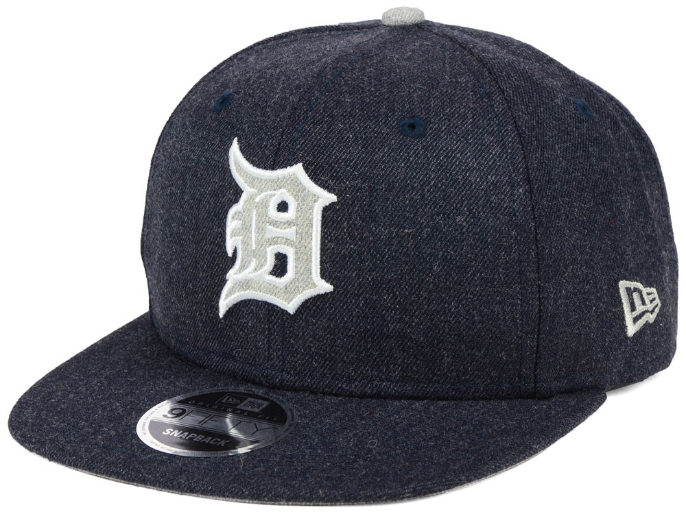 buy popular ec7ee c4f2d ireland detroit tigers new era mlb heather hype 9fifty snapback cap a5c21  03764