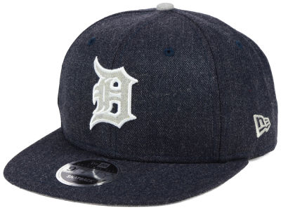 Detroit Tigers New Era MLB Heather Hype 9FIFTY Snapback Cap