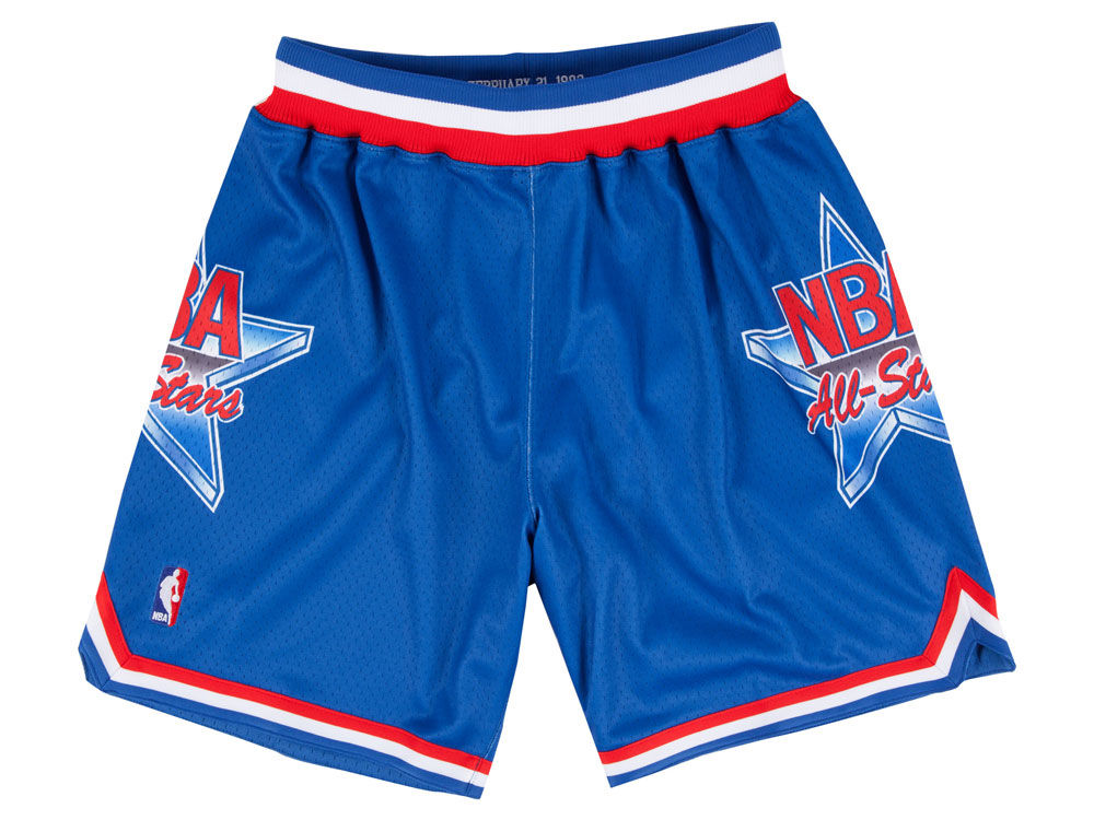 NBA All Star Mitchell   Ness NBA Men s Authentic NBA Shorts  58e7e6c5d495