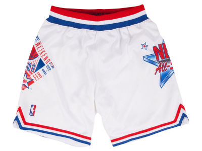 NBA All Star Mitchell & Ness NBA Men's Authentic NBA Shorts