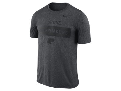 Purdue Boilermakers Nike NCAA Men's Legends Lift T-shirt