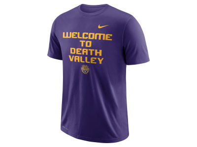 LSU Tigers Nike NCAA Men's Authentic Local T-shirt