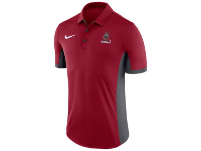 Alabama Crimson Tide Nike NCAA Men's Vault Logo Evergreen Polo