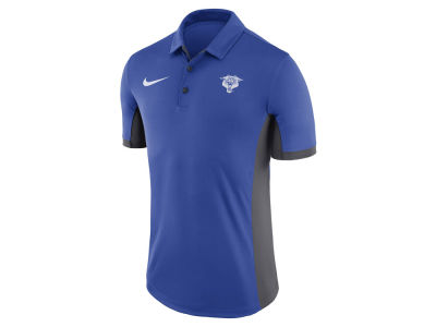 Kentucky Wildcats Nike NCAA Men's Vault Logo Evergreen Polo