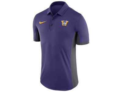 Washington Huskies Nike NCAA Men's Vault Logo Evergreen Polo