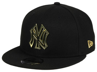 New York Yankees New Era MLB Framed Out 9FIFTY Snapback Cap