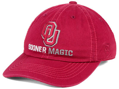 Oklahoma Sooners Top of the World NCAA Youth Crew Strapback Cap