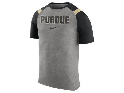Purdue Boilermakers Nike NCAA Men's Shoulder Stripe T-Shirt