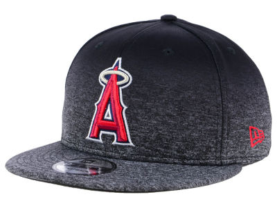 Los Angeles Angels New Era MLB Shadow Fade 9FIFTY Snapback Cap