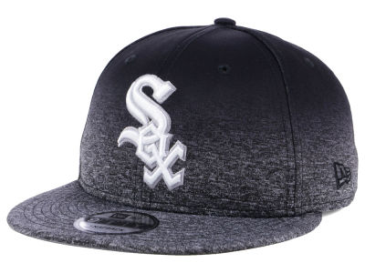 Chicago White Sox New Era MLB Shadow Fade 9FIFTY Snapback Cap