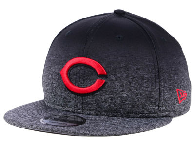 Cincinnati Reds New Era MLB Shadow Fade 9FIFTY Snapback Cap