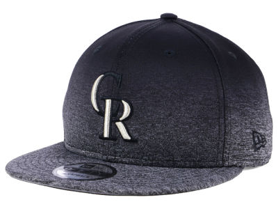 Colorado Rockies New Era MLB Shadow Fade 9FIFTY Snapback Cap