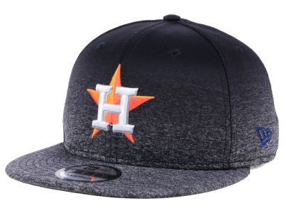 Houston Astros New Era MLB Shadow Fade 9FIFTY Snapback Cap