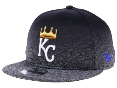 Kansas City Royals New Era MLB Shadow Fade 9FIFTY Snapback Cap