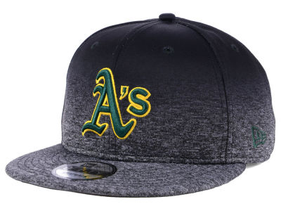 Oakland Athletics New Era MLB Shadow Fade 9FIFTY Snapback Cap