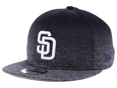 San Diego Padres New Era MLB Shadow Fade 9FIFTY Snapback Cap