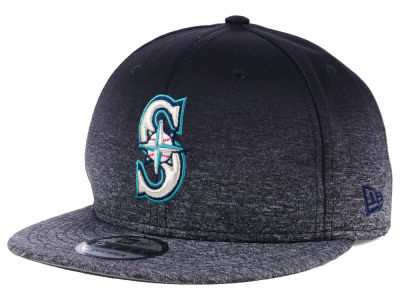 Seattle Mariners New Era MLB Shadow Fade 9FIFTY Snapback Cap
