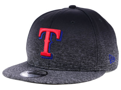 Texas Rangers New Era MLB Shadow Fade 9FIFTY Snapback Cap