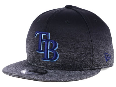 Tampa Bay Rays New Era MLB Shadow Fade 9FIFTY Snapback Cap