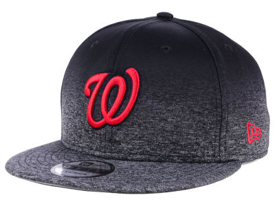 Washington Nationals New Era MLB Shadow Fade 9FIFTY Snapback Cap