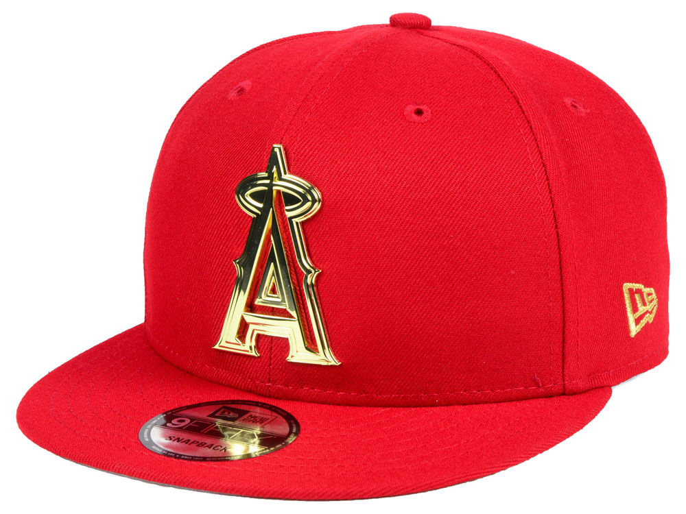 more photos 7638d 50513 denmark red red new era los angeles angels of anaheim mlb champ 9fifty  snapback cap 4ba6b 73e3a