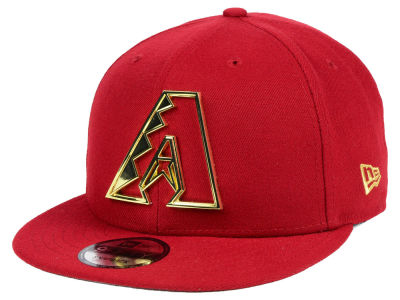 Arizona Diamondbacks New Era MLB Metal Framed 9FIFTY Snapback Cap