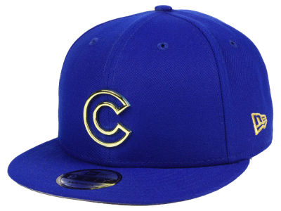 Chicago Cubs New Era MLB Metal Framed 9FIFTY Snapback Cap