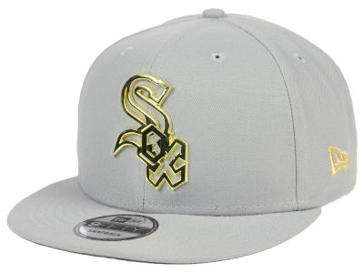 Chicago White Sox New Era MLB Metal Framed 9FIFTY Snapback Cap