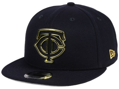 Minnesota Twins New Era MLB Metal Framed 9FIFTY Snapback Cap