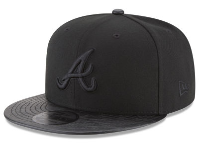 Atlanta Braves New Era MLB Camo Pressed 9FIFTY Snapback Cap