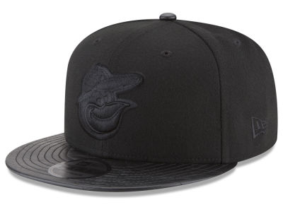 Baltimore Orioles New Era MLB Camo Pressed 9FIFTY Snapback Cap