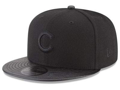 Chicago Cubs New Era MLB Camo Pressed 9FIFTY Snapback Cap