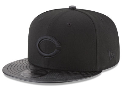 Cincinnati Reds New Era MLB Camo Pressed 9FIFTY Snapback Cap