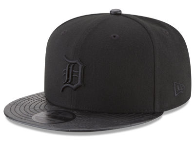 Detroit Tigers New Era MLB Camo Pressed 9FIFTY Snapback Cap