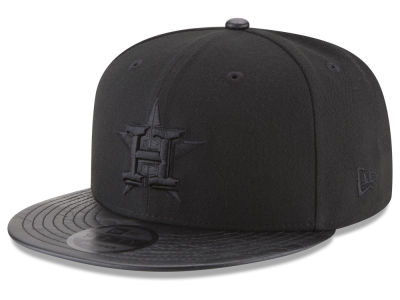 Houston Astros New Era MLB Camo Pressed 9FIFTY Snapback Cap