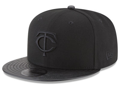 Minnesota Twins New Era MLB Camo Pressed 9FIFTY Snapback Cap