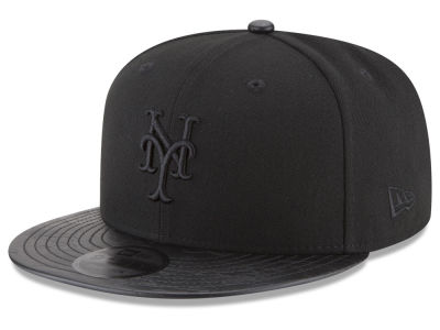 New York Mets New Era MLB Camo Pressed 9FIFTY Snapback Cap