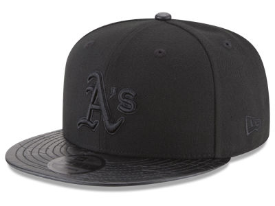 Oakland Athletics New Era MLB Camo Pressed 9FIFTY Snapback Cap