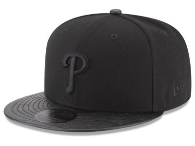 Philadelphia Phillies New Era MLB Camo Pressed 9FIFTY Snapback Cap