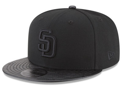 San Diego Padres New Era MLB Camo Pressed 9FIFTY Snapback Cap