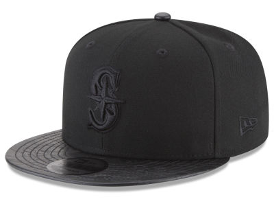 Seattle Mariners New Era MLB Camo Pressed 9FIFTY Snapback Cap