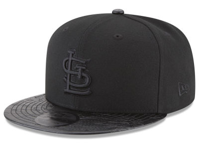 St. Louis Cardinals New Era MLB Camo Pressed 9FIFTY Snapback Cap