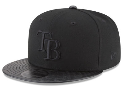 Tampa Bay Rays New Era MLB Camo Pressed 9FIFTY Snapback Cap