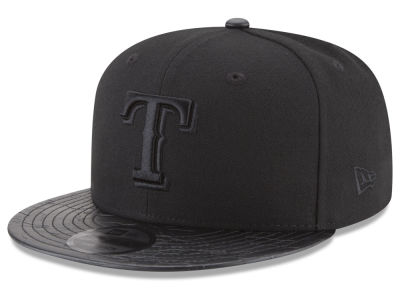 Texas Rangers New Era MLB Camo Pressed 9FIFTY Snapback Cap