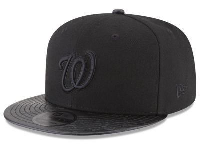 Washington Nationals New Era MLB Camo Pressed 9FIFTY Snapback Cap