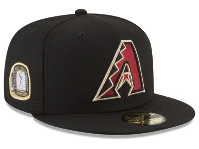 Arizona Diamondbacks New Era MLB Title Trim 59FIFTY Cap