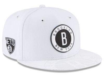 best website 9c8f1 0fe64 ... low price brooklyn nets new era nba back 1 2 series 9fifty snapback cap  b153b f54c7