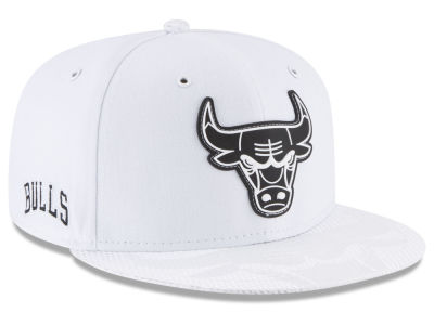 Chicago Bulls New Era NBA Back 1/2 Series 9FIFTY Snapback Cap